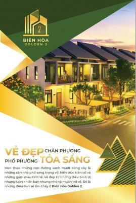 Nhà phố Bửu Hòa